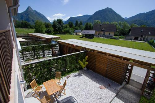 Apartment Montis Bovec