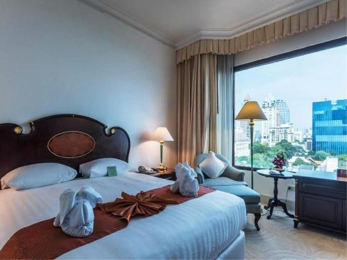 Evergreen Laurel Hotel Sathorn Bangkok impression