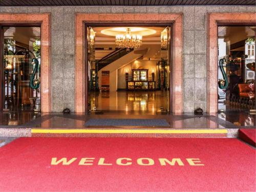 Evergreen Laurel Hotel Sathorn Bangkok photo 62