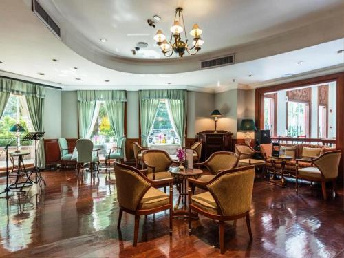Evergreen Laurel Hotel Sathorn Bangkok photo 70
