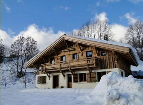 Chez La Fine - Accommodation - Les Gets
