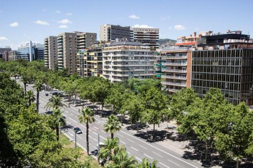 Diagonal Luxury Apartment Barcelona photo 21