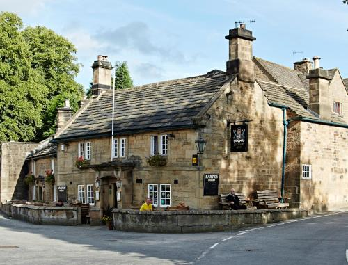 Devonshire Arms At Beeley   Chatsworth