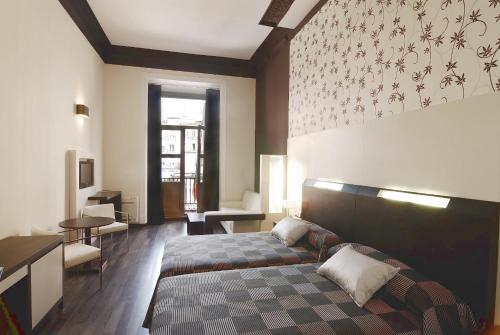 Hostal Alhambra Suites Hovedfoto