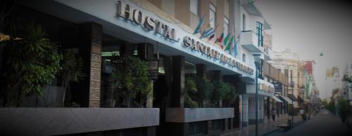 . Hostal Santa Fe De La Veracruz - Habilitado