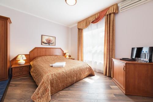 Accommodation in Manikhino