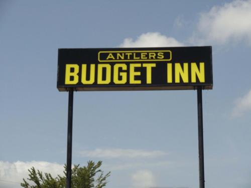 . Antlers Budget Inn