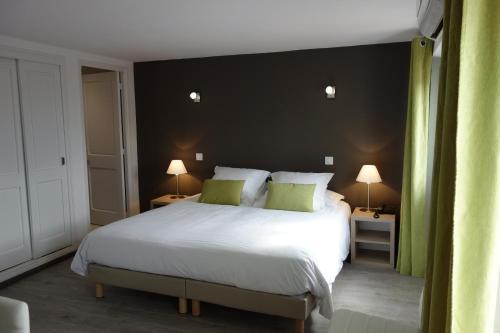 Accommodation in Saint-Vallier-de-Thiey