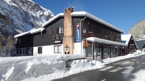 Chalet Chardons Hostel Tignes Le Lac