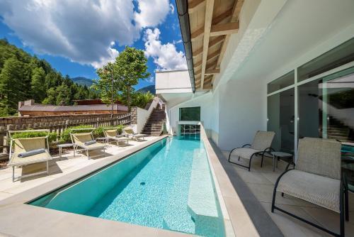Aparthotel Wellness Villa di Bosco - Accommodation - Alpe di Pampeago