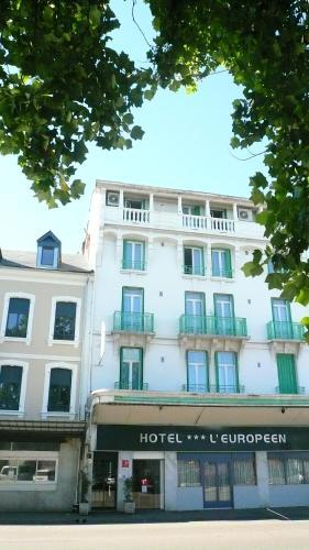 L'europeen - Hotel - Tarbes