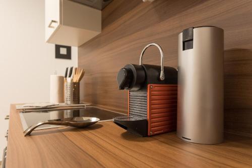 Mar Suite Apartments - Simmering Апартаменты с террасой
