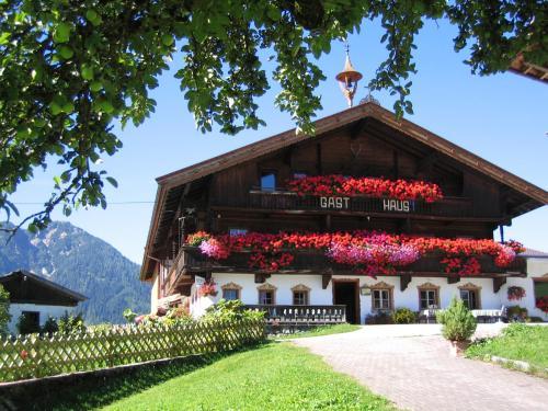 Traditionsgasthof Sollererwirt - Accommodation - Thierbach