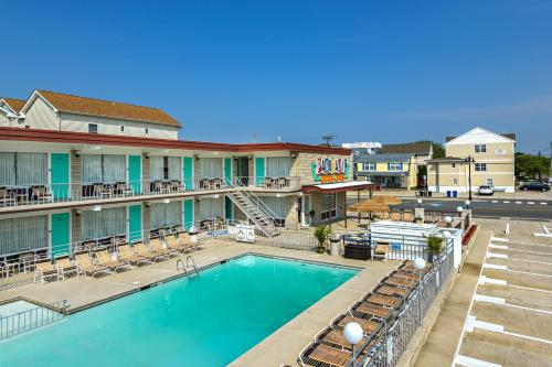 Panoramic Motel & Apts. - North Wildwood, NJ 08260