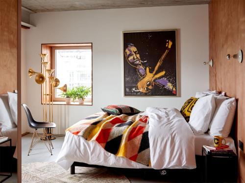 Q-Factory Hotel impression