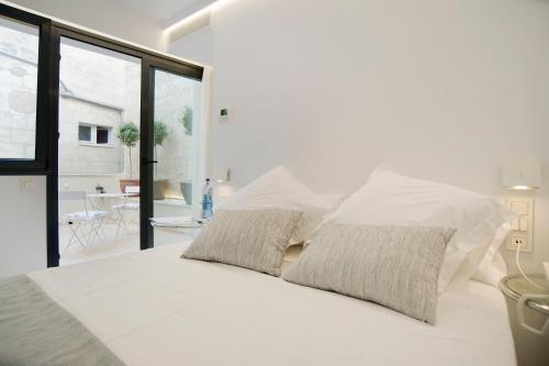Habitación Doble adaptada para personas con movilidad reducida - Uso individual Sindic Hotel - Adults Only 7