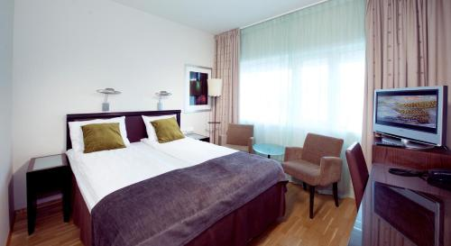 Economy Double Room with Evening Meal