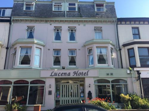 Lucena Hotel - Blackpool