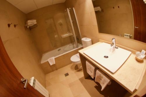 Single Room Hotel Santa Cristina Petit Spa 8