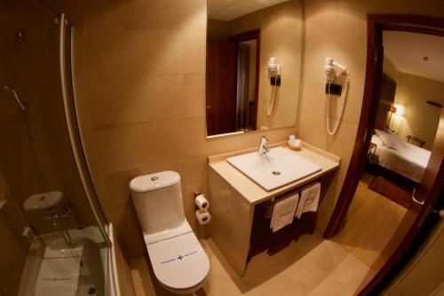 Single Room Hotel Santa Cristina Petit Spa 5