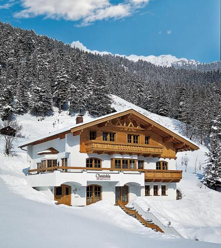 Haus Christaldo - Apartment - St. Anton am Arlberg