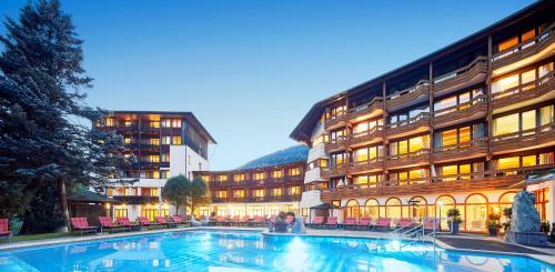 Hotel Die Post Bad Kleinkirchheim