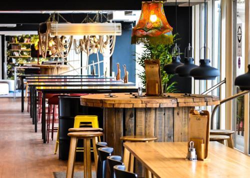 Generator Copenhagen, Pension in Kopenhagen