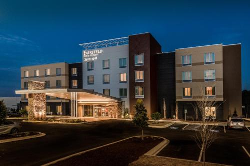 Fairfield Inn Amp Suites By Marriott Florence I 20 Florence