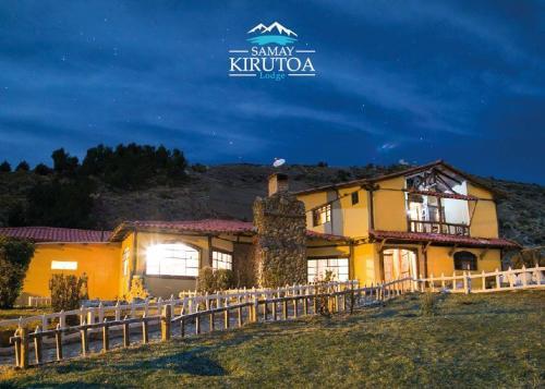 . Samay Kirutoa Lodge