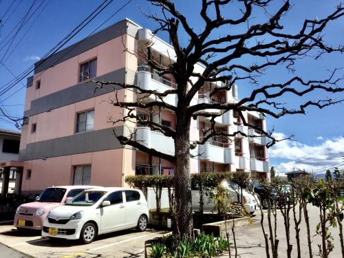 三輪背包客旅舍(公寓) Backpackers Dorms Miwa Apartment