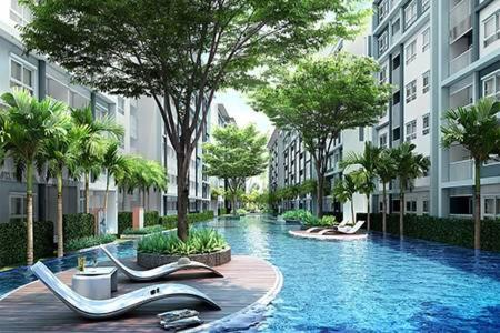 The Trust Condo Pool View by Sasi The Trust Condo Pool View by Sasi