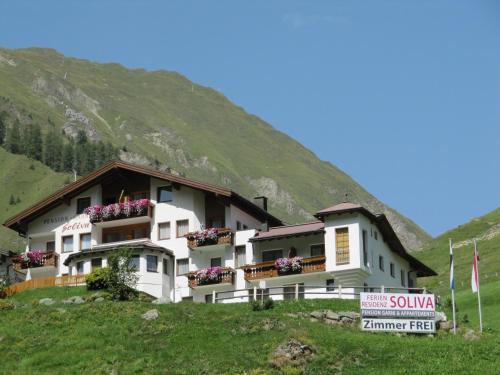 Accommodation in Samnaun