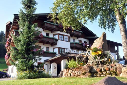 Sport und Familienhotel Klausen Kirchberg i. Tirol
