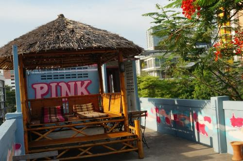 Pink Guest House impression
