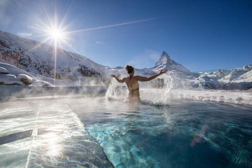 Riffelalp Resort 2222m Ski-in Ski-out Zermatt