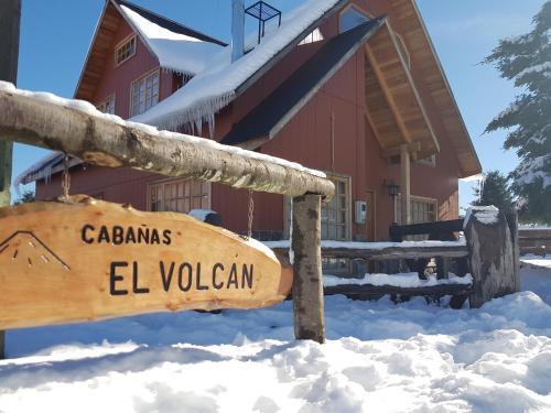 . Cabaña El Volcan