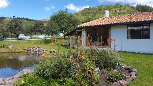 . Hacienda La Campiña Frente al Cotopaxi