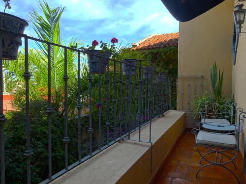 Casa Calderoni, San Miguel de Allende