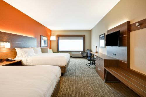 Holiday Inn Express - Evansville - Evansville, IN 47715