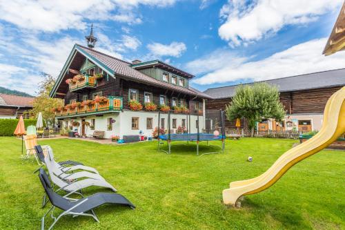 Bauernhof Vorderklinglhub Flachau
