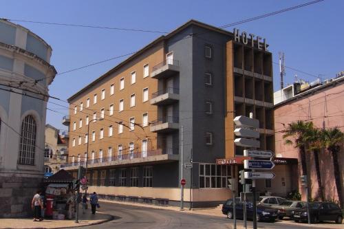 Braganca, Pension in Coimbra bei Soutelo
