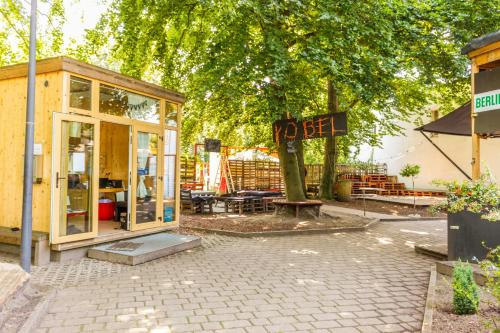 Dormitorio EASY Lodges Berlin