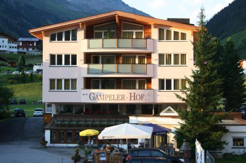 Gampeler Hof Galtür