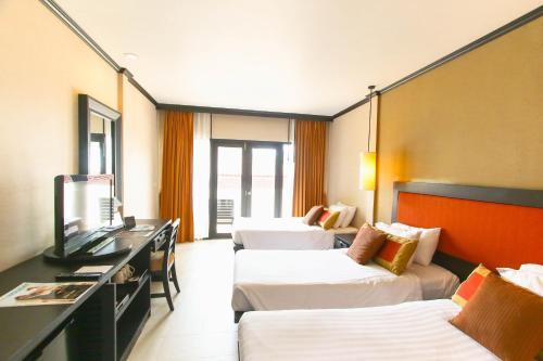 Impiana Resort Chaweng Noi, Koh Samui стая снимки