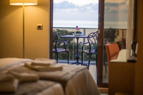 Trabzon Blue Sea Hotel odalar
