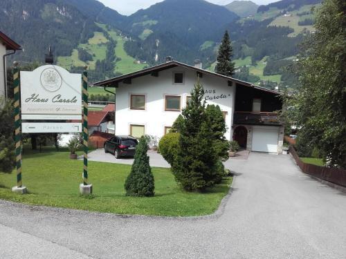 Appart-Haus Carola Ramsau im Zillertal
