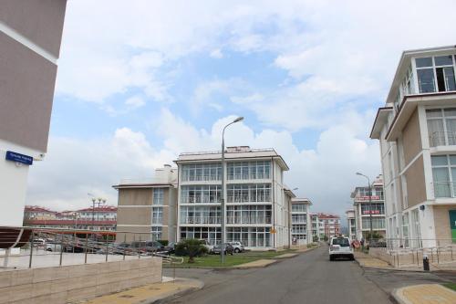 . Real Apartments on Bulvar Nadezhd