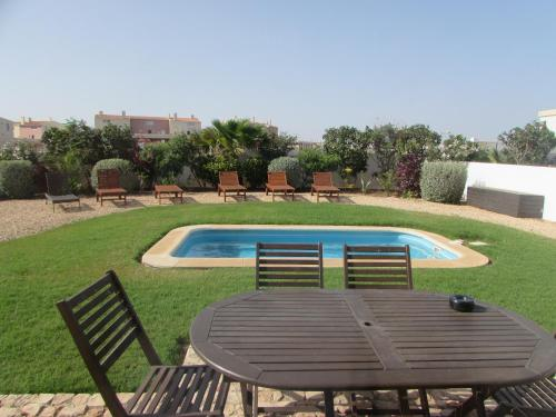 Self Catering Villas with Pools at Dunas Resort