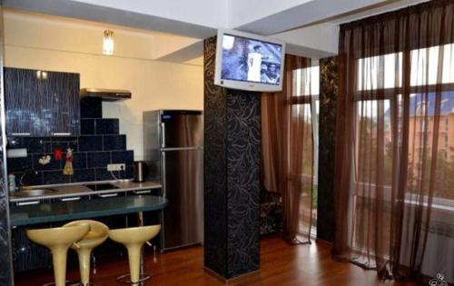 Фото отеля Apartments na Tsvetochnoy