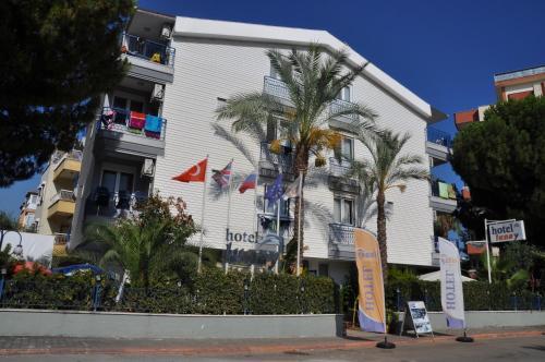 Antalya Hotel Lunay tek gece fiyat